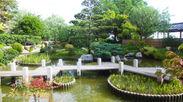 モナコの日本庭園