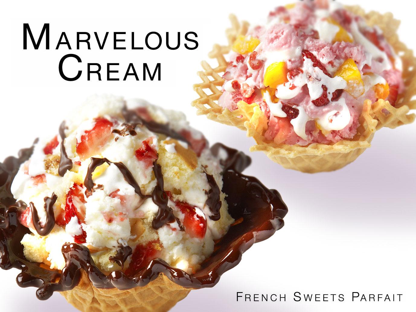 宝石のようなアイス 初の路面店出店!話題のミキシングアイス『マーベラスクリーム』|プレスリリ..