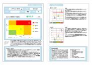 CKDリスクチェック 報告書サンプル