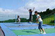 六甲山カンツリーハウス 園内遊具