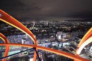 展望室からの夜景イメージ