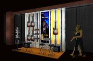 「V-Guitar Station」のイメージ図