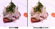 オリジナル/Bishoku(美食)フィルター