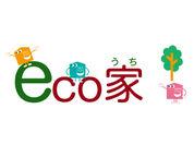 eco家 ロゴ