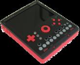 CyberStep_KDJ-ONE_black/red