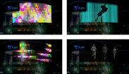 プロジェクションマッピング イメージ画像