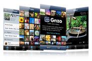 Gnzoアプリの主な画面