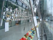 ドイツ・ベルリンでの展示風景(CAP Project)