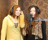 二人でも一緒に歌を楽しめる!