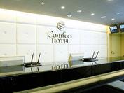 コンフォートホテル フロント