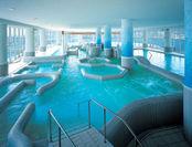 日本最大級の温海水プール