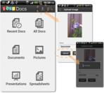 Zoho Docs(Android)