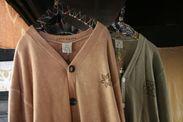 「yuruyuru」の商品(草木染めの衣類)