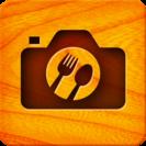 『SnapDish』ロゴ