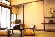 清山荘 部屋(一例)