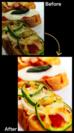 料理写真をおいしく変換