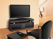 YRS-1200と47型テレビを組み合わせた設置イメージ