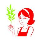 「花よりキヨエ」ロゴ