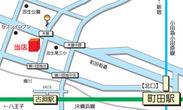 町田店Map