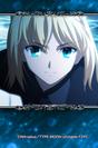 「Fate/Zero めざましセイバー」画像2