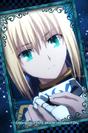 「Fate/Zero めざましセイバー」画像4