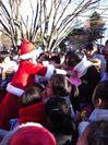2011クリスマスイベントの様子