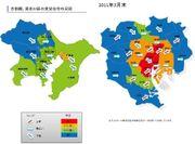 首都圏市況図