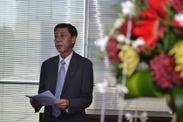日本大使閣下スピーチ