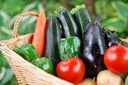 収穫物イメージ