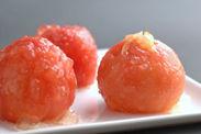 京都初代亀蔵「柚子トマト」
