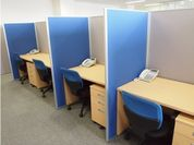 開放的なオフィススペース