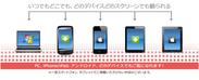 マルチデバイス対応イメージ