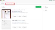 Zoho Sites_メール設定