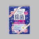 シルコット除菌ウェットティッシュ アルコールタイプ アロエ詰替40枚×3 フレッシュフローラルの香り