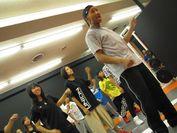 Human Dance × English