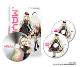 【MAYU】スペシャル2枚組みCD+VOCALOID3 Library MAYU