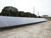 太陽光発電で土地活用