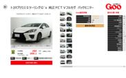 「Gooクルマ情報 中古車検索」2