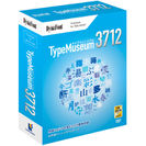 DynaFont TypeMuseum 3712 TrueType for Macintosh