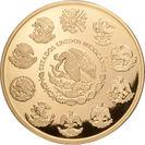 1kg金貨表面