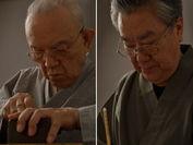 左:松崎秀碩 / 右:岩本博幸