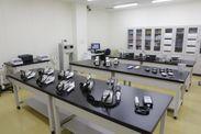 4月に完成した放射線検査室