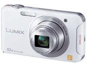 「LUMIX DMC-SZ5W」(ホワイト)