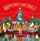 HAPPY PARTY CHRISTMAS! メインロゴ