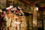 文化財と福が集まる 熊手(イメージ)