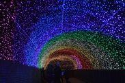堀金・穂高地区虹のスパイラルトンネル