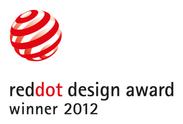 reddot design award winner 2012 ロゴ