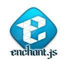 enchant.js ロゴ