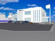 大間 新ターミナル
