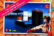 Save Toshi(トシを救え!)ゲーム画面